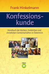 Titelseite der Konfessionskunde von Frank Hinkelmann